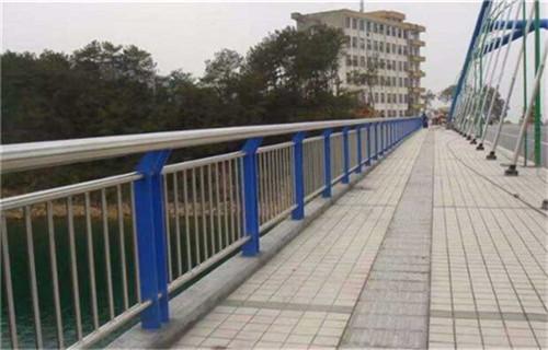 温州河道防撞护栏/河道桥梁护栏技术创新推陈