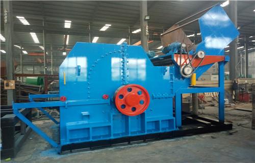 蚌埠廢舊鐵皮粉碎機規模宏大不是事