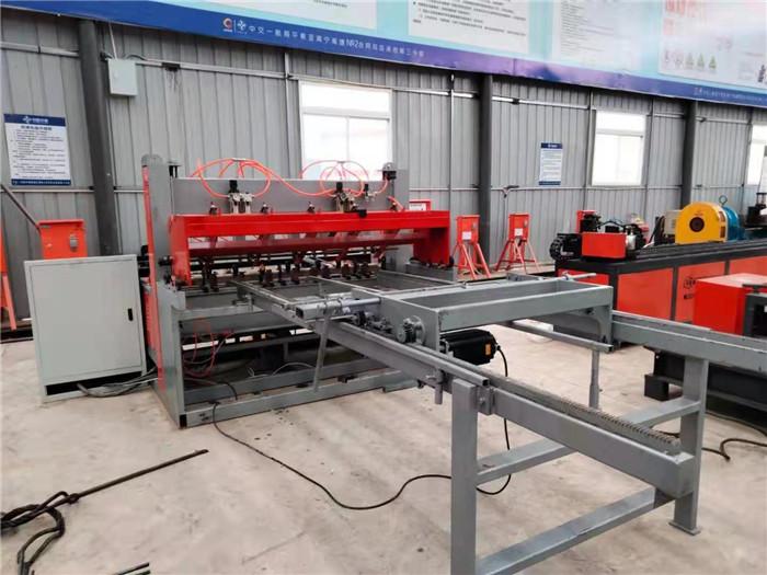 钦州市钢筋网焊网机高端配置
