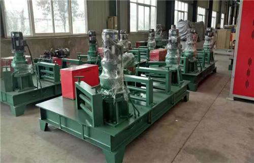 广西钦州WGJ250工字钢冷弯机性能优良