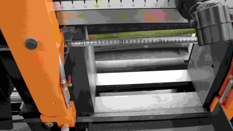 安徽蚌埠金屬帶鋸床用過都說好寶潤機械金屬帶鋸床