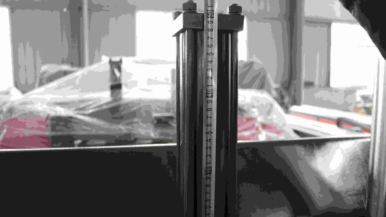 安徽蚌埠4240金屬帶鋸床歡迎進廠參觀寶潤機械4240金屬帶鋸床