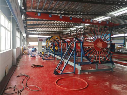 湖南省小型钢筋笼绕丝机货源充足