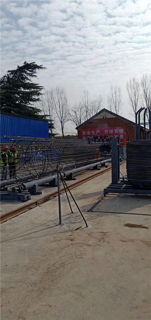 湖南省半自动钢筋笼绕筋机经久耐用