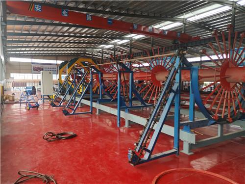湖南省全自动钢筋笼绕筋机多少钱可以买到