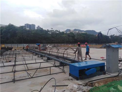 湖南省数控钢筋笼绕笼机多少价格我们就在你身边
