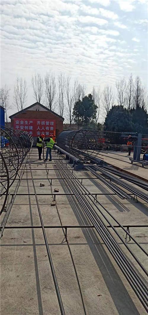 湖南省钢筋笼滚焊机成型机生产基地