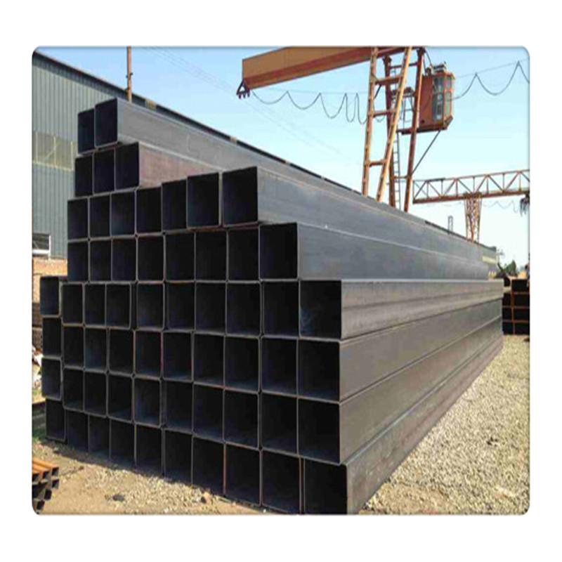 洛阳钢结构常用200*200热镀方管建筑材料