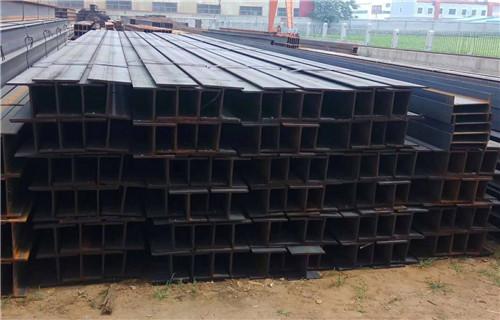 霞浦县Q345BH型钢596*199*10*15生产厂家