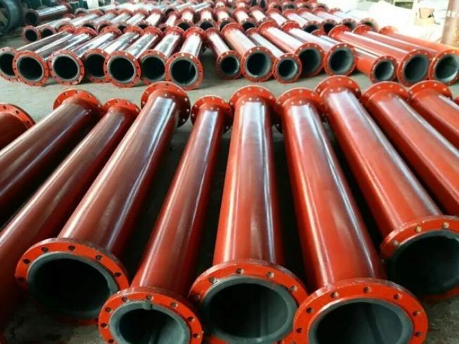 碳钢衬胶管|湖南省φ530衬胶管生产厂商