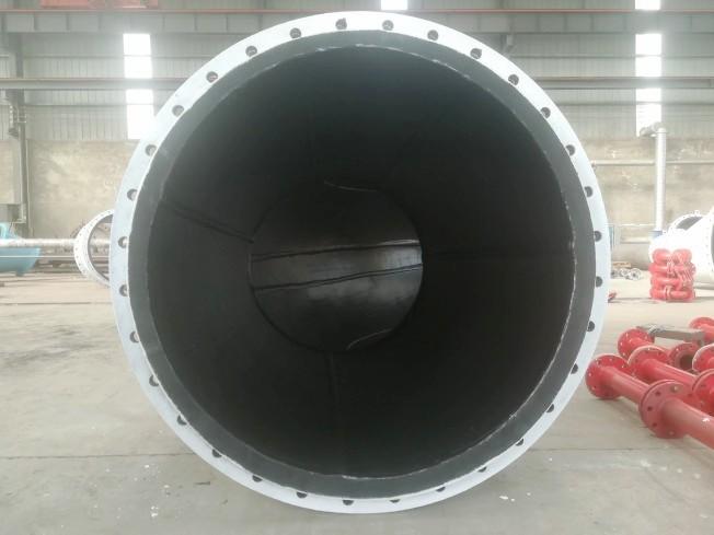 湖南省衬胶管/衬胶管道供应价格