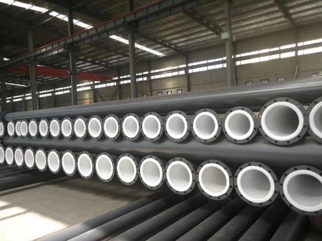 湖南钢衬聚烯烃(PO)管道/化纤厂衬塑钢管