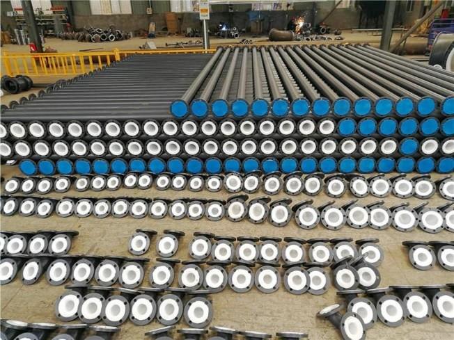 衬塑管生产厂家云南一次盐水管道
