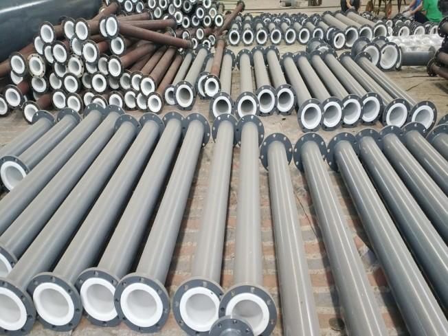 衬塑管生产厂家辽宁一次盐水管道