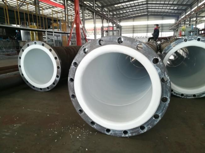 衬塑管生产厂家福建纯水管道