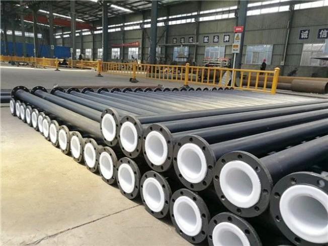 衬塑管生产厂家浙江回水管道