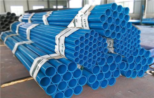 洛阳消防专用涂塑钢管用途广泛