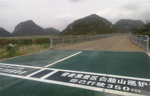 新余不锈钢桥梁防撞护栏防寒环保