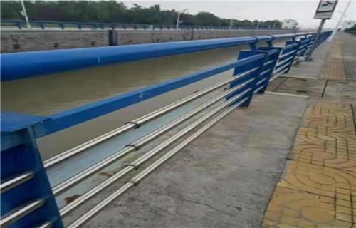 聊城天桥不锈钢护栏杆精工打造