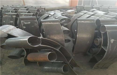 咸宁不锈钢碳素钢复合管栏杆定尺切割