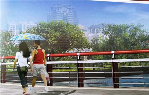 聊城304不锈钢复合管护栏精工打造