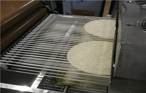 德阳双排烤鸭饼机是一款什么样的机器