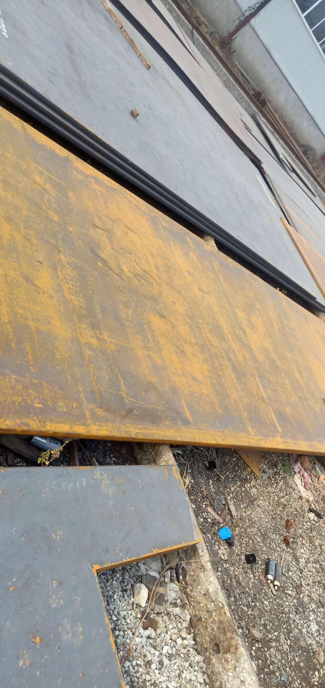 新余SM550C钢板二级探伤