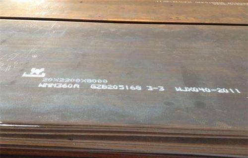 阜阳钢板价格
