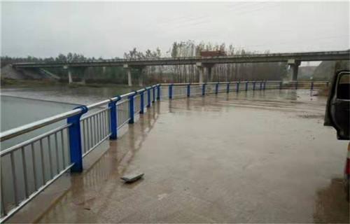 池州桥梁防撞栏杆一米起订