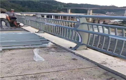 日喀则201桥梁不锈钢护栏厂家