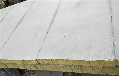 怀化彩钢岩棉板保温超低价