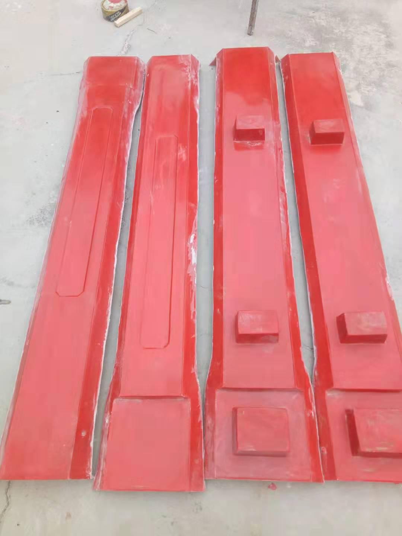 宜昌玻璃钢墙头压顶模具厂家电话