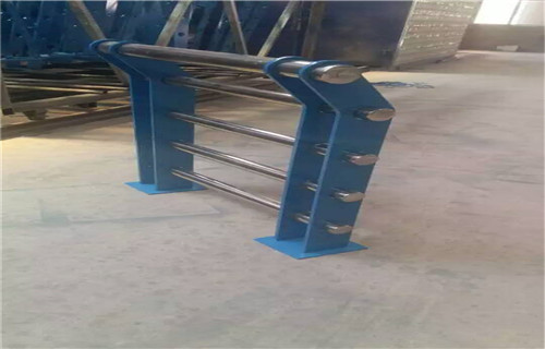 静宁不锈钢复合管桥梁护栏厂家发货