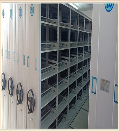 新余智能电动密集书架信报箱