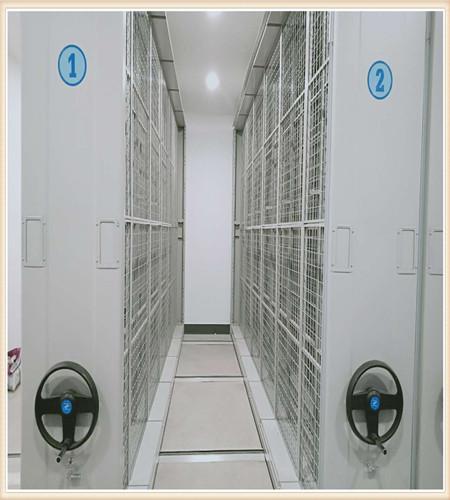 丽水磁带密集架使用方法