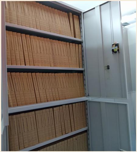 宁德自动档案柜行业内的集中竞争态势