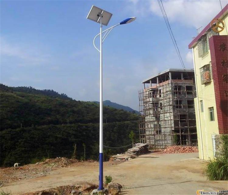 六安太阳能路灯厂家排行