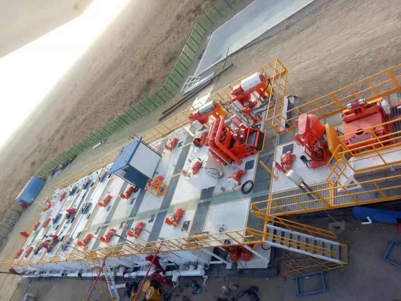 云南西双版纳2500泥浆净化装置厂家制造