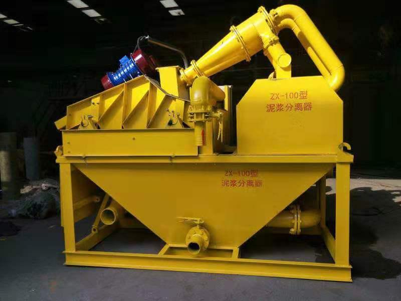 新疆乌鲁木齐盾构泥浆处理设备多少钱