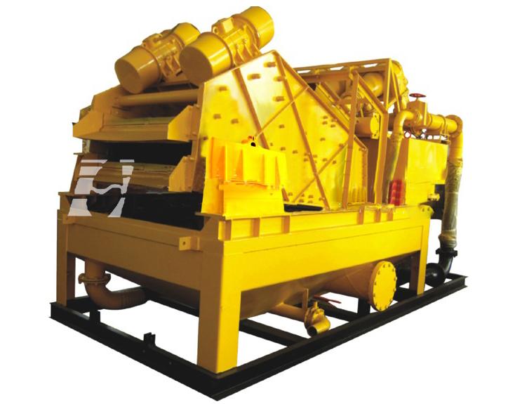 陕西商洛城市盾构泥浆分离系统厂家制造