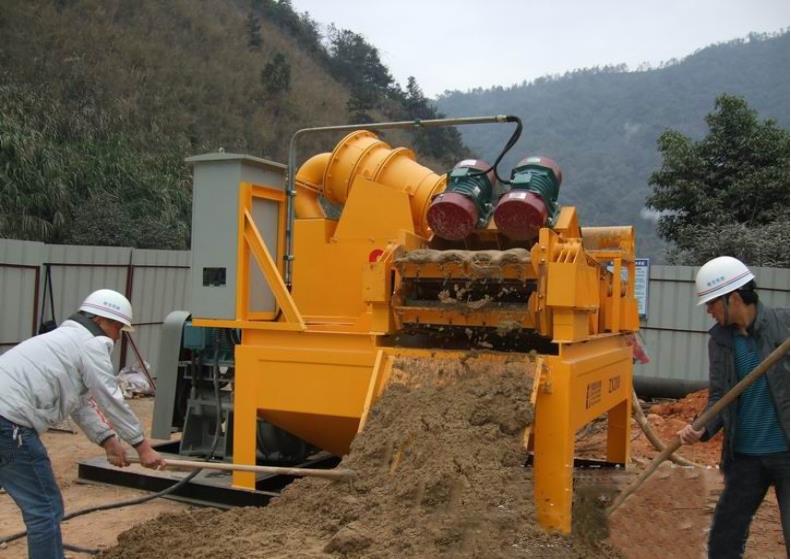 江苏苏州泥浆盾构分离系统厂家制造