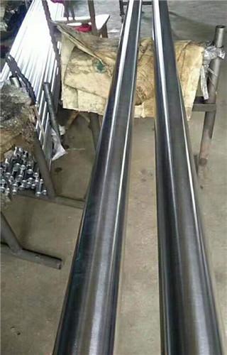 东营40cr镀铬钢管零件