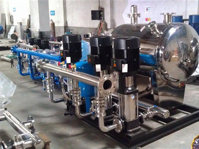 江西乐安变频恒压供水设备价格优惠