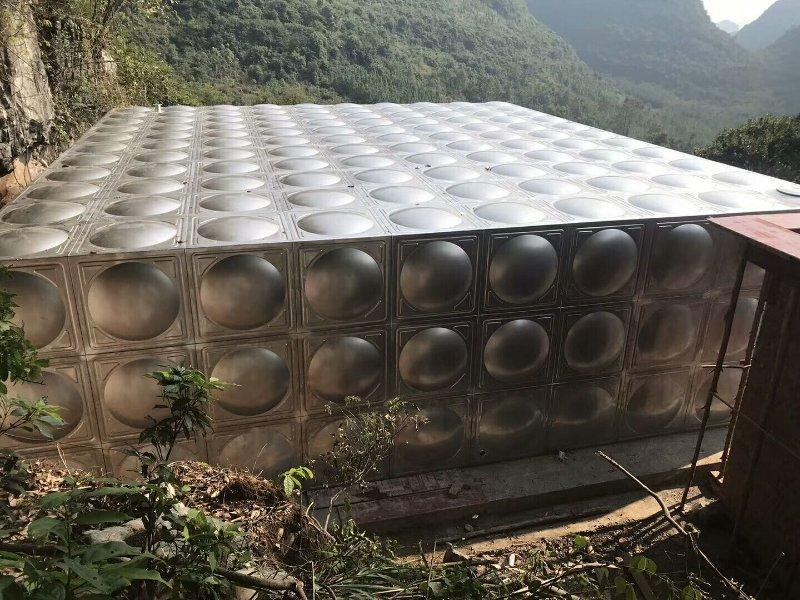 东至不锈钢组合式水箱厂