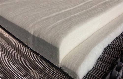 安徽省蚌埠電廠多用硅酸鋁針刺毯生產廠家-齊全密度