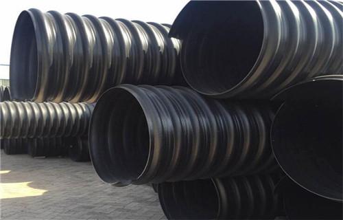泰州钢带增强螺旋波纹管*2019新价格