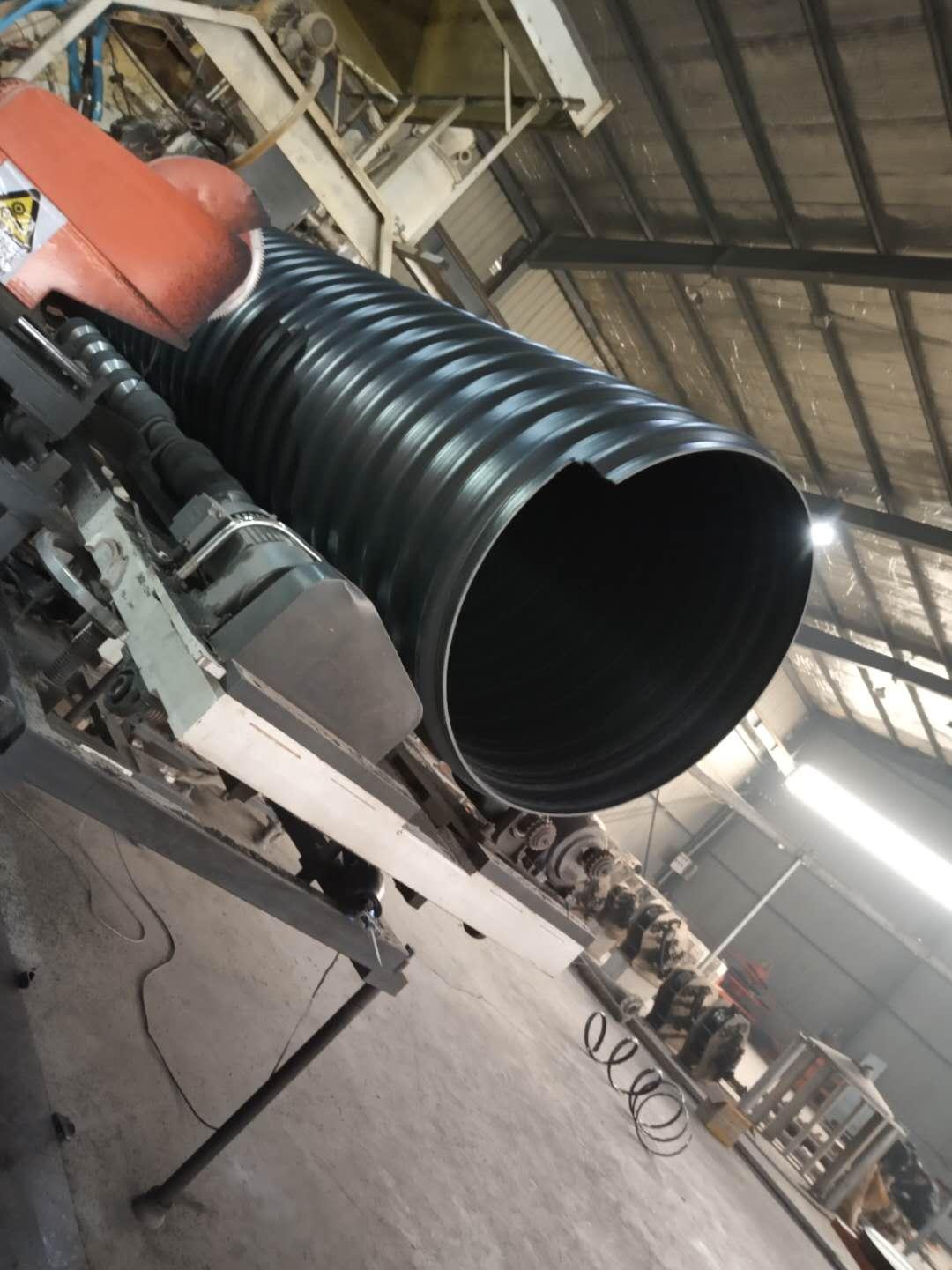 广西省钢带增强螺旋波纹管-【现货供应】