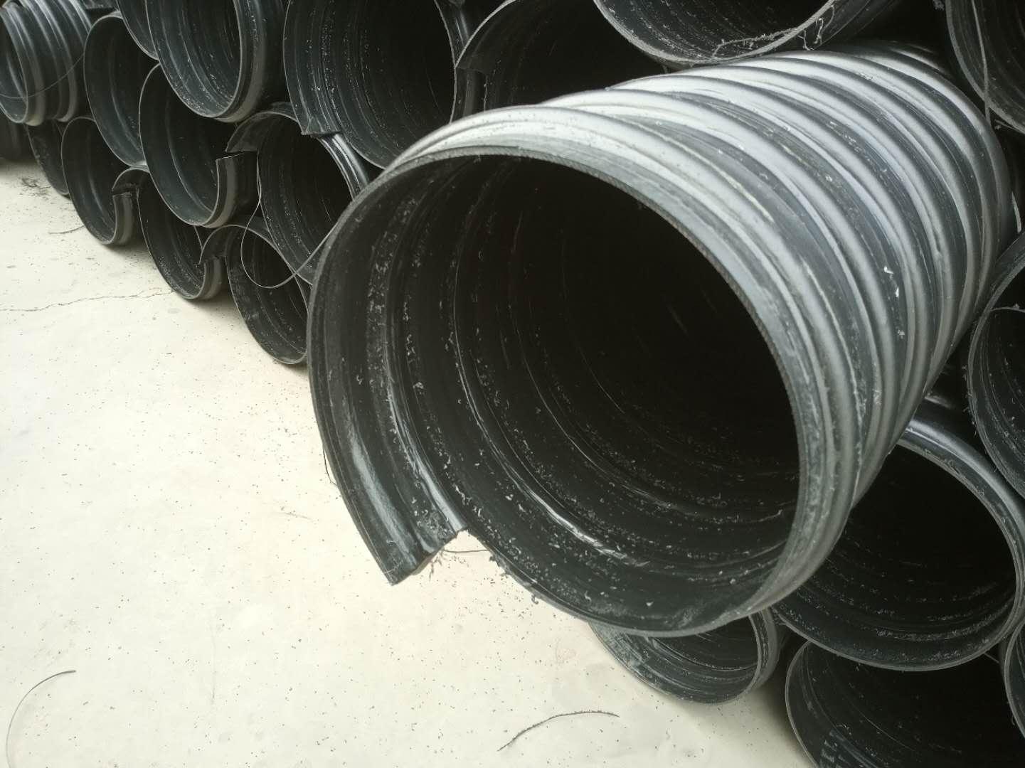 辽宁省聚乙烯钢带管-【出厂价格】
