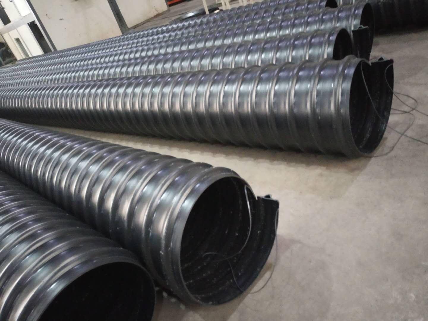 广西省pe钢带排污管-[每米价格]